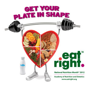 Get Your Plate in Shape