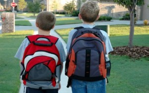 children and chiropractic_ backpack safety